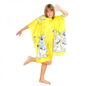 HairTools Childrens Doggy Gown Yellow